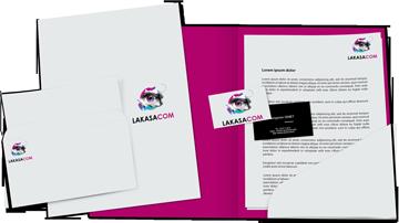 Vos Supports De Communication LAKASACOM Prend En Charge Limpression Papier Fichiers Cartes Visite Flyers Affiches Brochures Dpliants